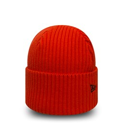 Bonnet à revers New Era orange