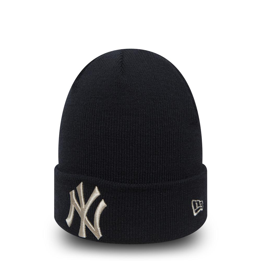 bf645db1a Gorro de punto con vuelta New York Yankees Essential