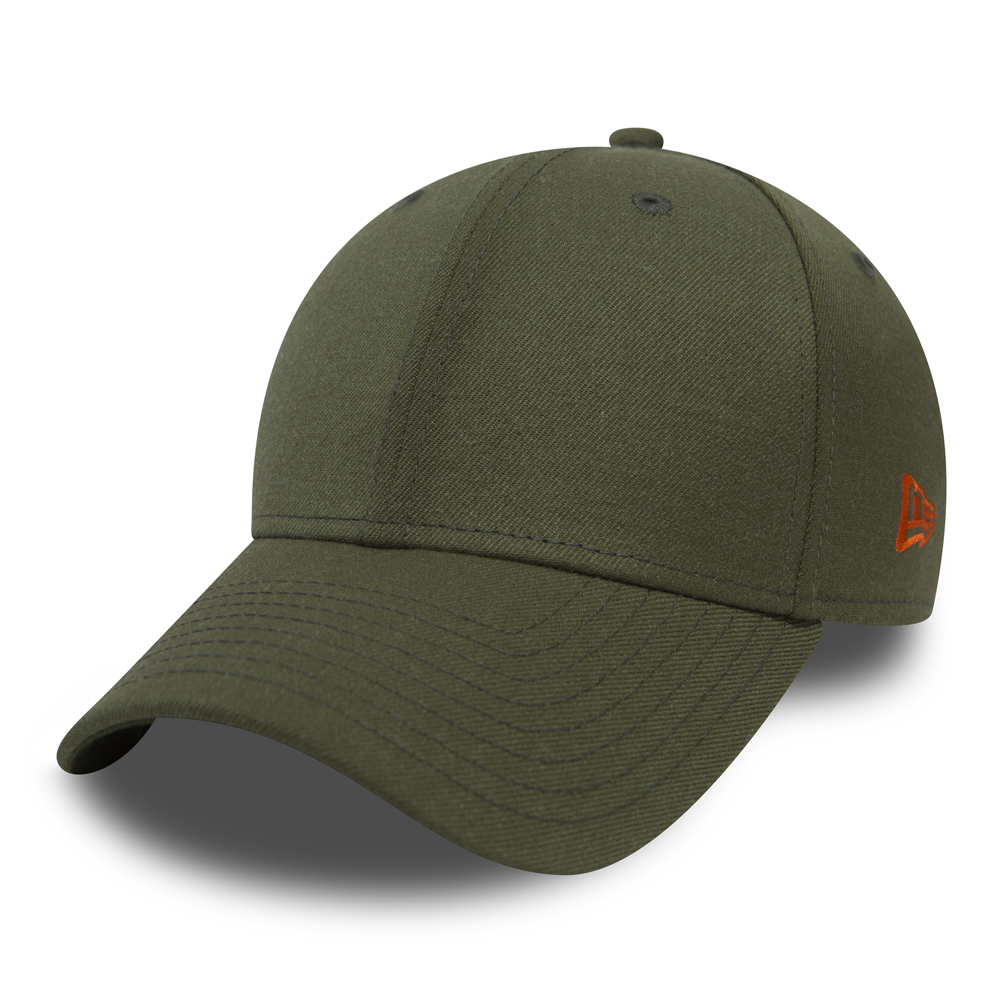 check out 60c2d b1827 New Era Heather Green 39THIRTY