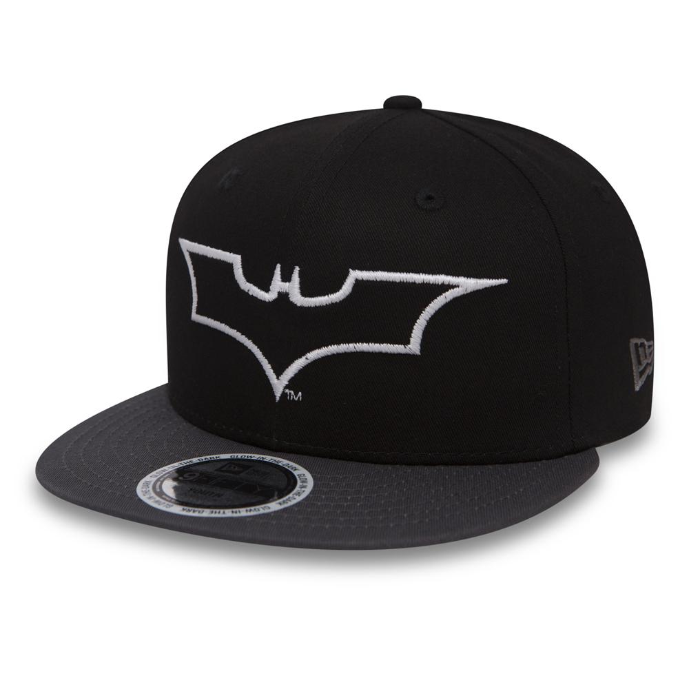 843aba83cda Batman Glow in the Dark Kids 9FIFTY Snapback