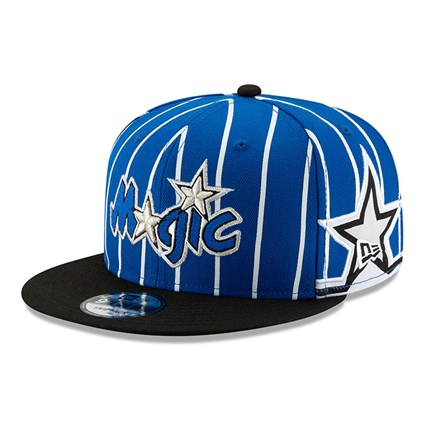 check out 5af27 37688 Orlando Magic NBA Authentics - Hardwood Series 9FIFTY Snapback   New Era