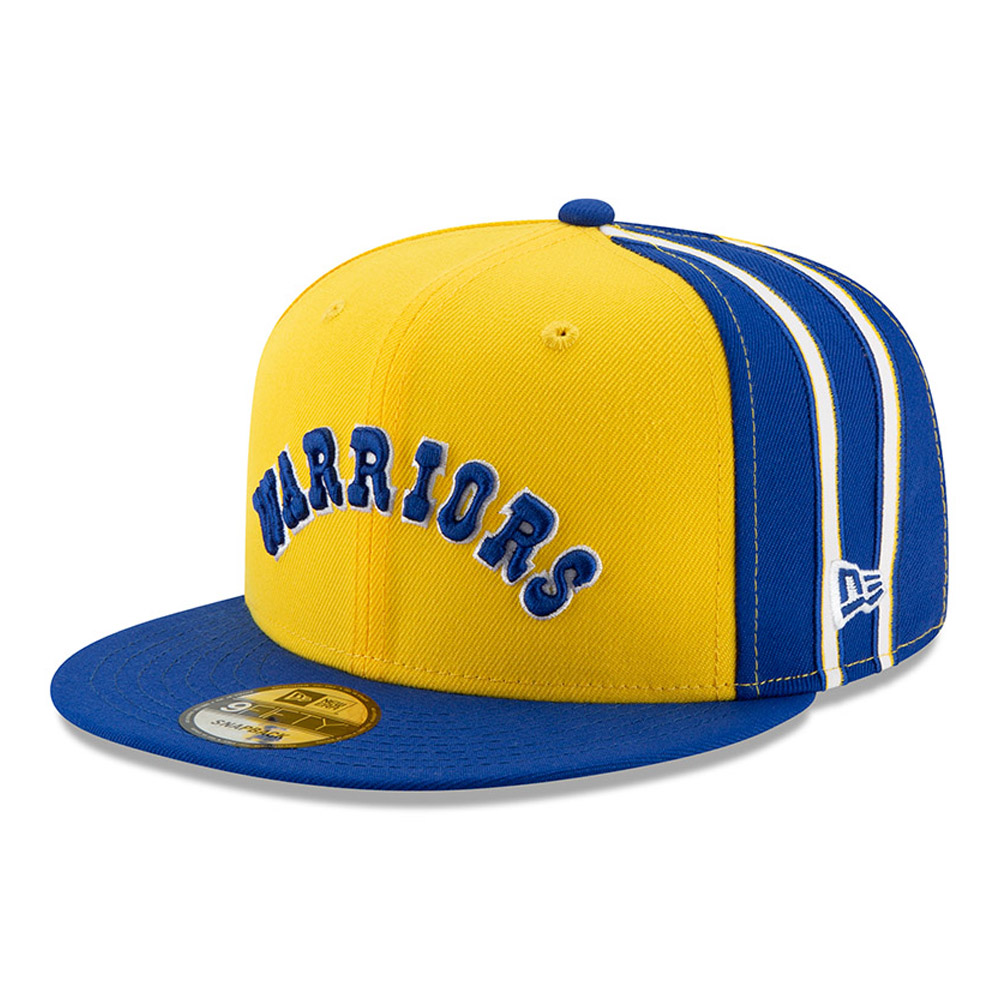 Golden State Warriors NBA Authentics - Hardwood Series 9FIFTY Snapback