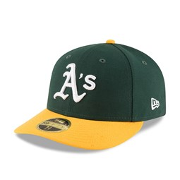 Oakland Athletics Authentic Collection Low Profile 59FIFTY