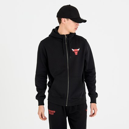 Chicago Bulls Team Zip Hoodie