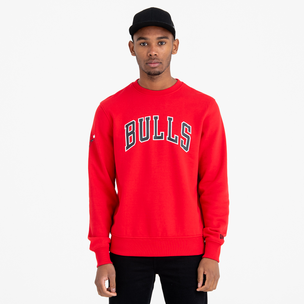 Chicago Bulls Team Crew Neck