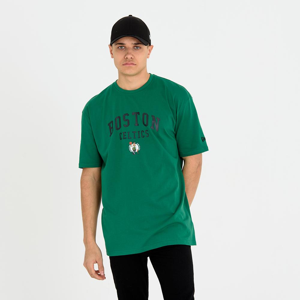 Boston Celtics Classic Arch Green Tee  19917de8d877