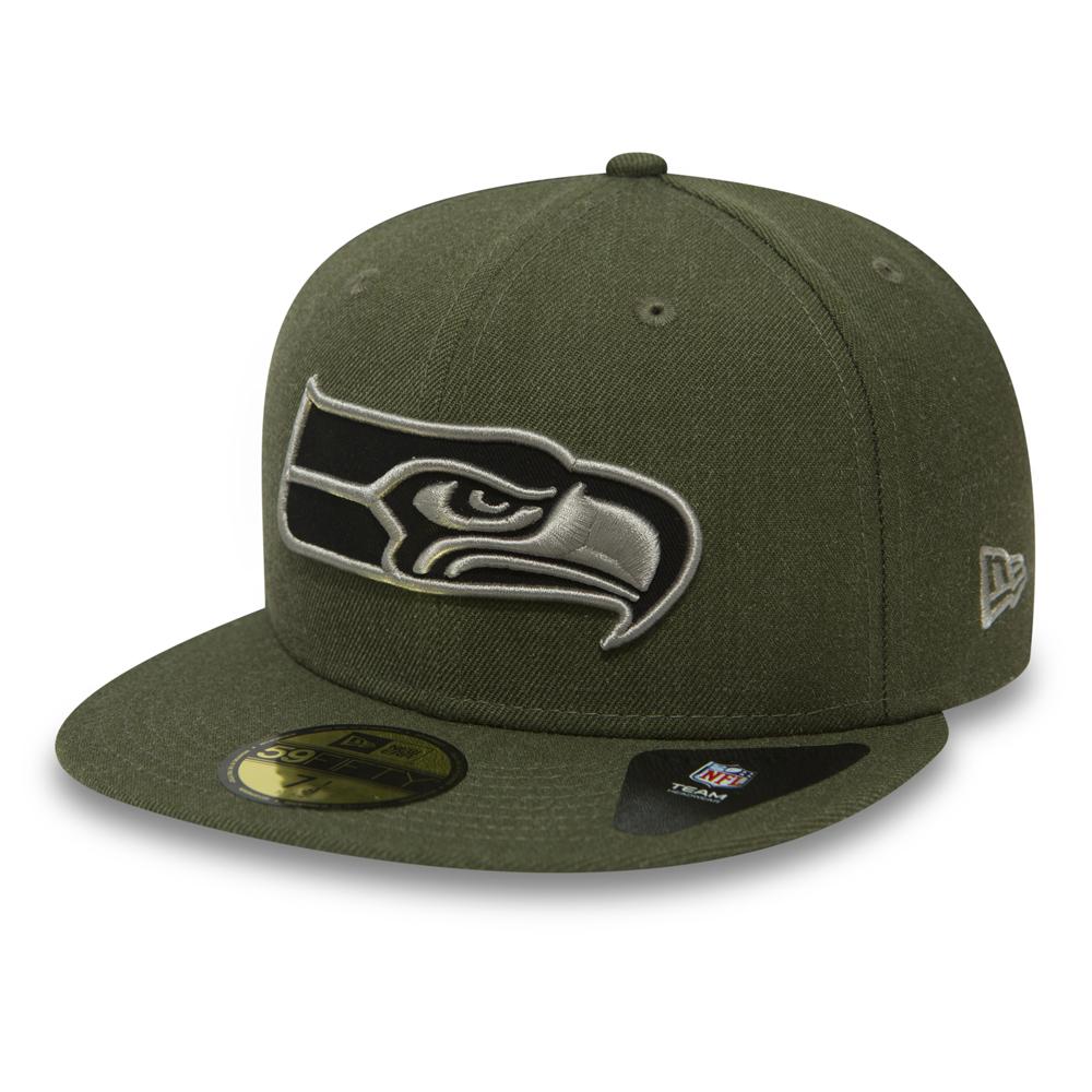 Seattle Seahawks 59FIFTY mélange