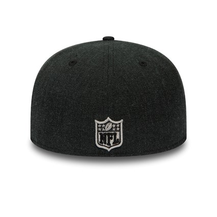 Oakland Raiders Heather 59FIFTY