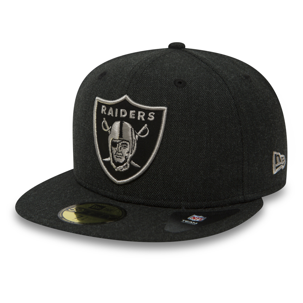 734307b9c8b9 Oakland Raiders 59FIFTY chiné