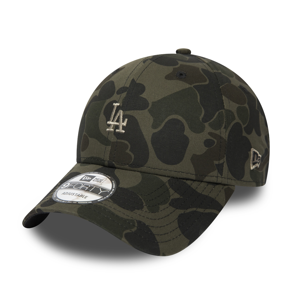 d619524a6fc Los Angeles Dodgers Kids Camo 9FORTY