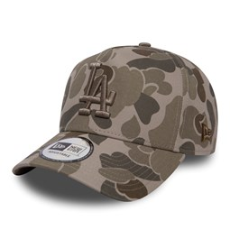 Los Angeles Dodgers A Frame Trucker, camo