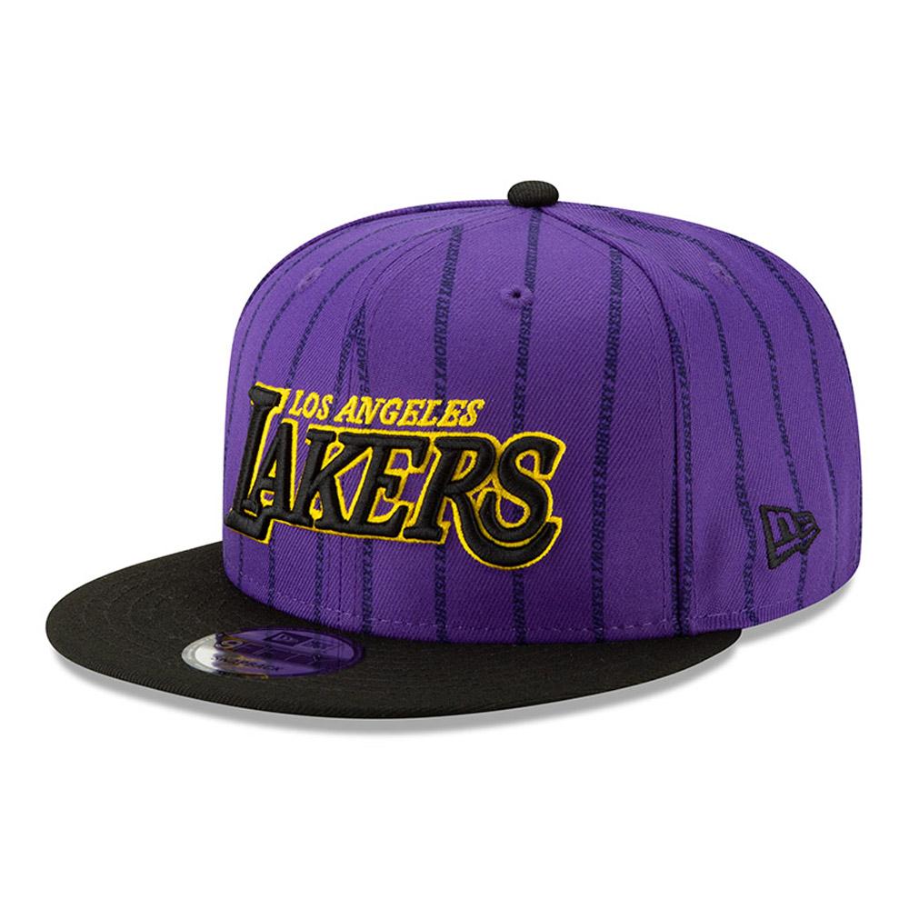 Los Angeles Lakers NBA Authentics - Cappellino City Series 9FIFTY con  chiusura posteriore  3291a022d16f