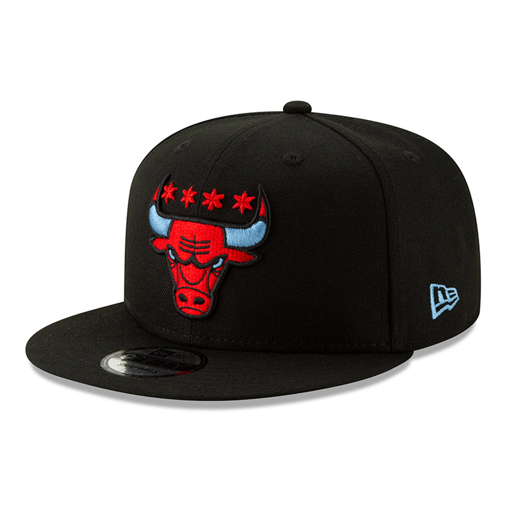 9FIFTY Snapback – Chicago Bulls NBA Authentics – City Series