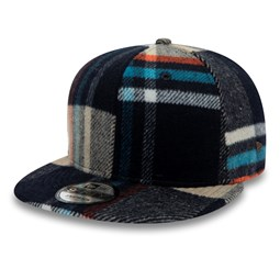 New Era Plaid 9FIFTY Snapback