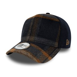 Gorra trucker New Era Plaid A Frame