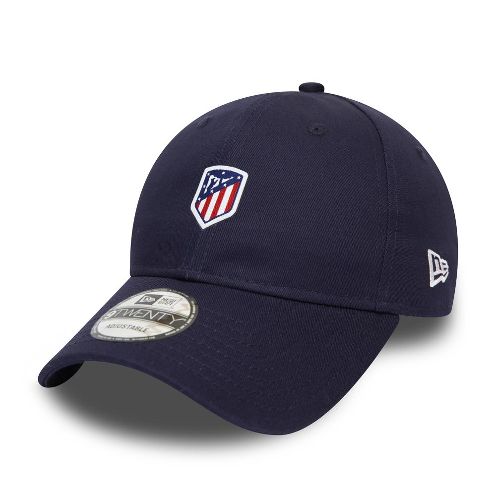 9TWENTY – Atletico Madrid Logo – Marineblau