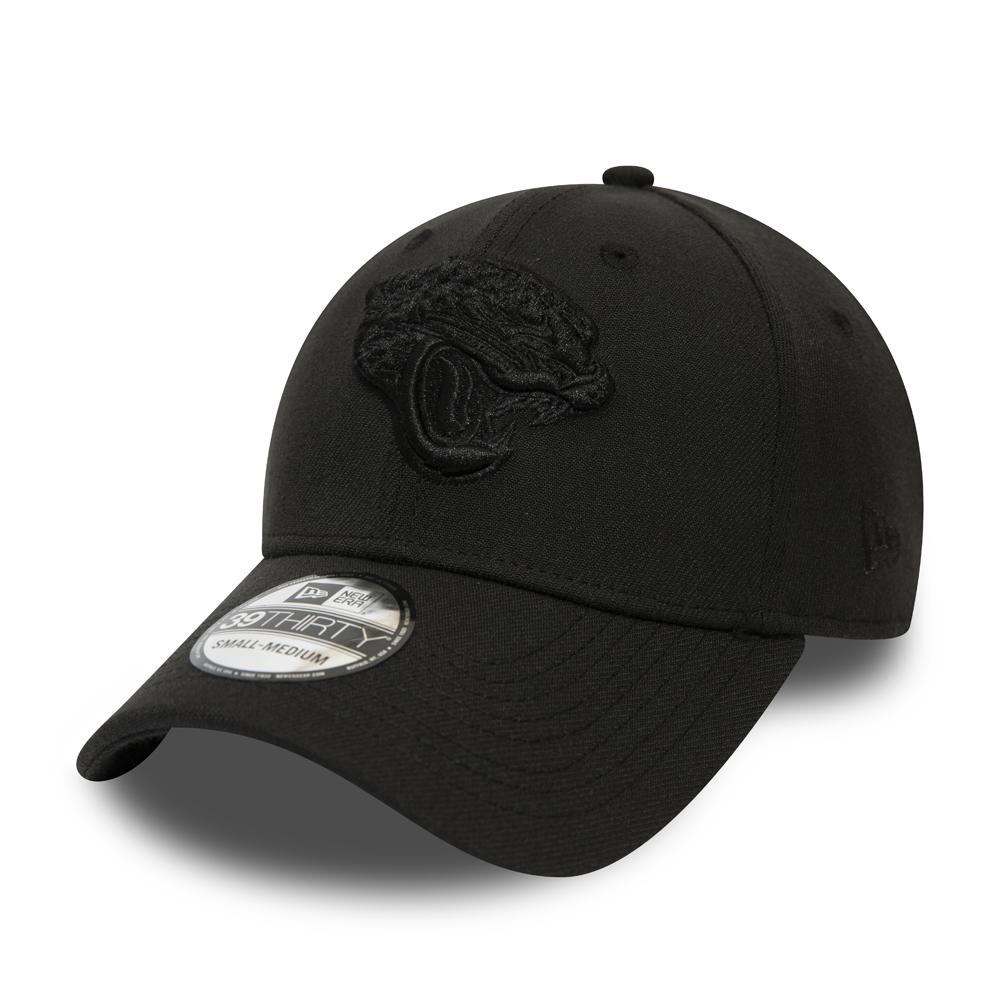 Jacksonville Jaguars 39THIRTY black on black
