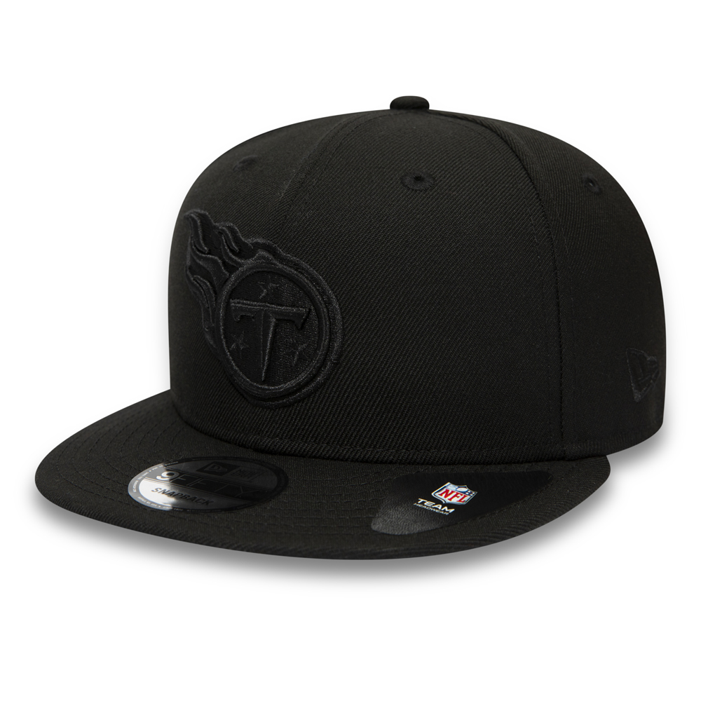 Tennessee Titans Black on Black 9FIFTY Snapback