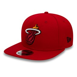 033e64f56 Miami Heat 9FIFTY Original Fit Snapback