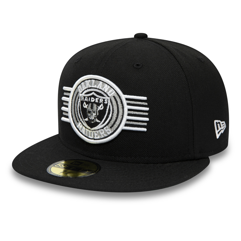 92182cd63 Oakland Raiders Retro 59FIFTY