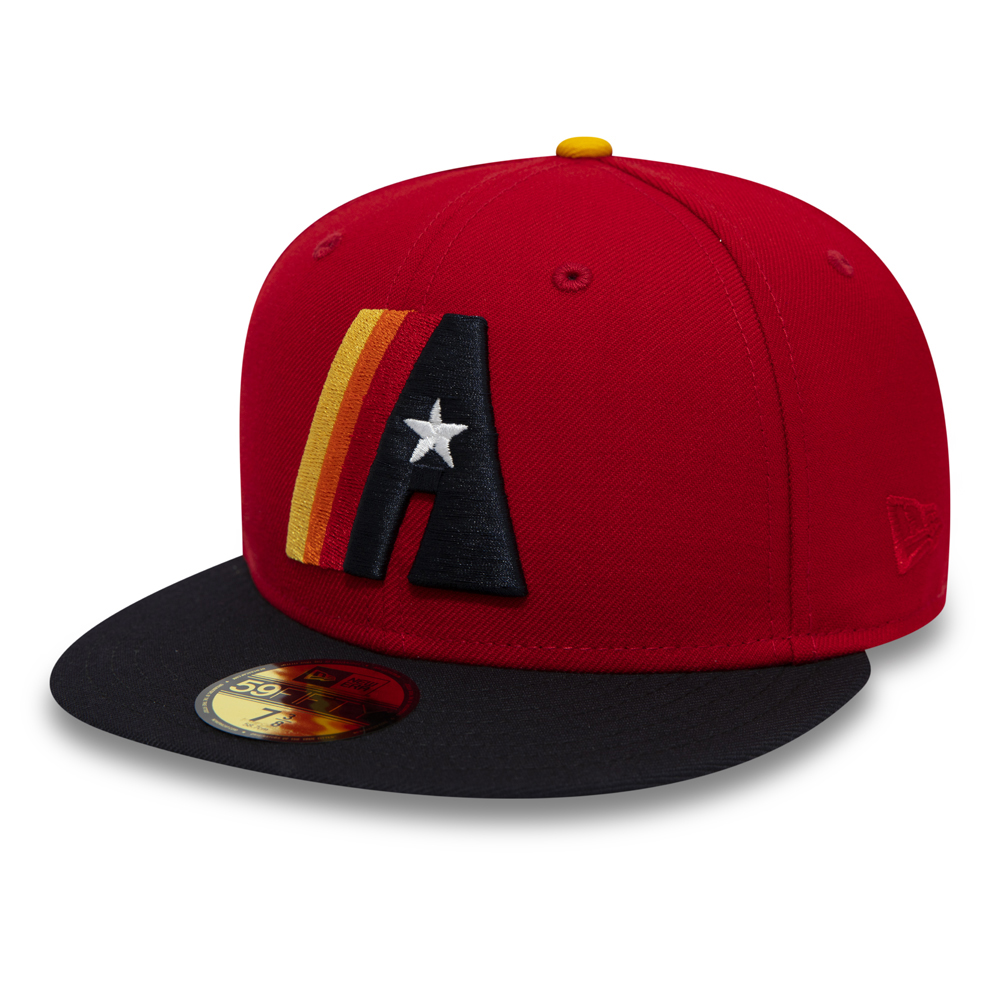 59FIFTY – Houston Astros – Rot