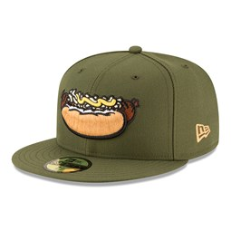 Wisconsin Timbler Rattlers 59FIFTY