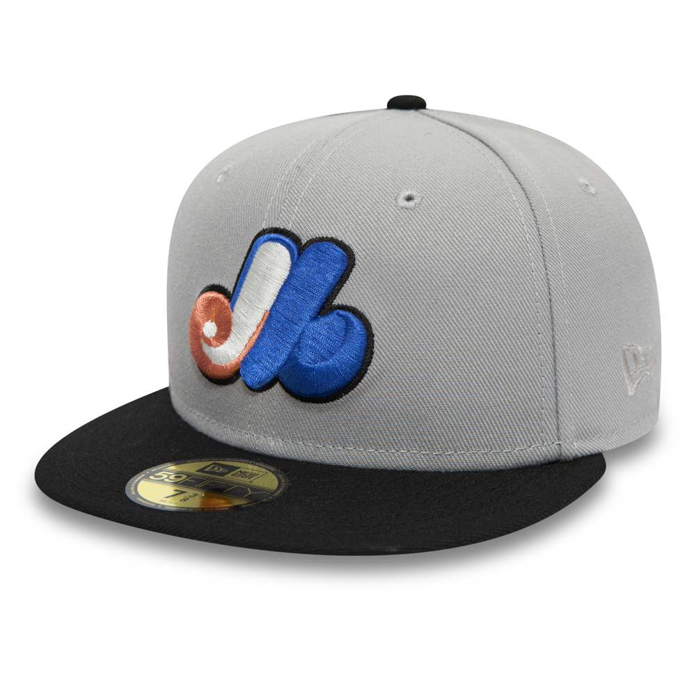 Montreal Expos 59FIFTY gris