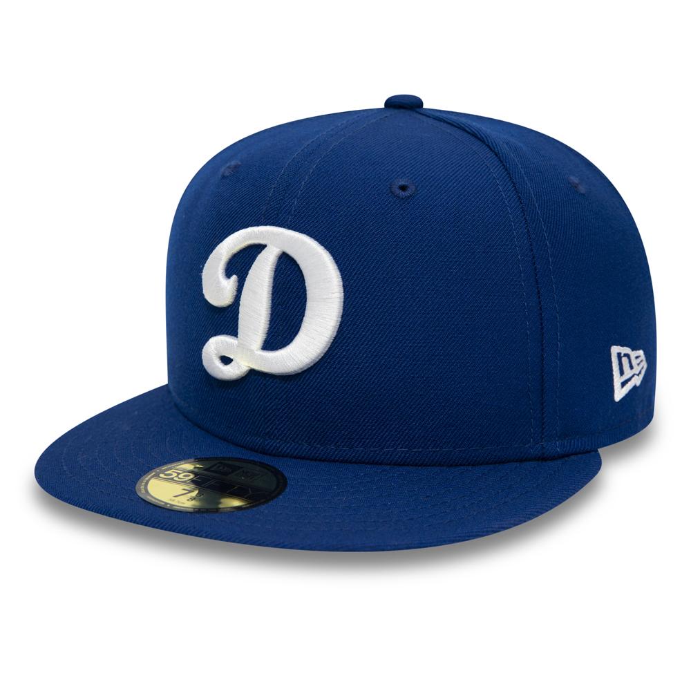 Los Angeles Dodgers – Blaue 59FIFTY-Kappe