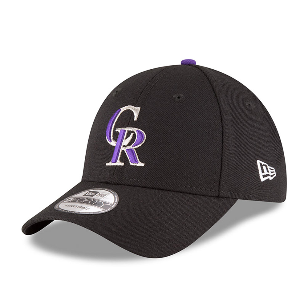 Colorado Rockies Postseason Side Patch 9FORTY