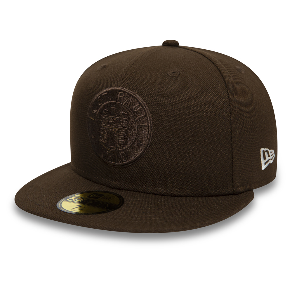 FC St. Pauli Tonal Brown 59FIFTY