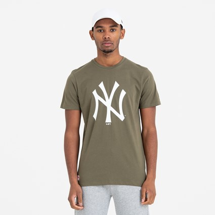 New York Yankees Team Logo Green Tee