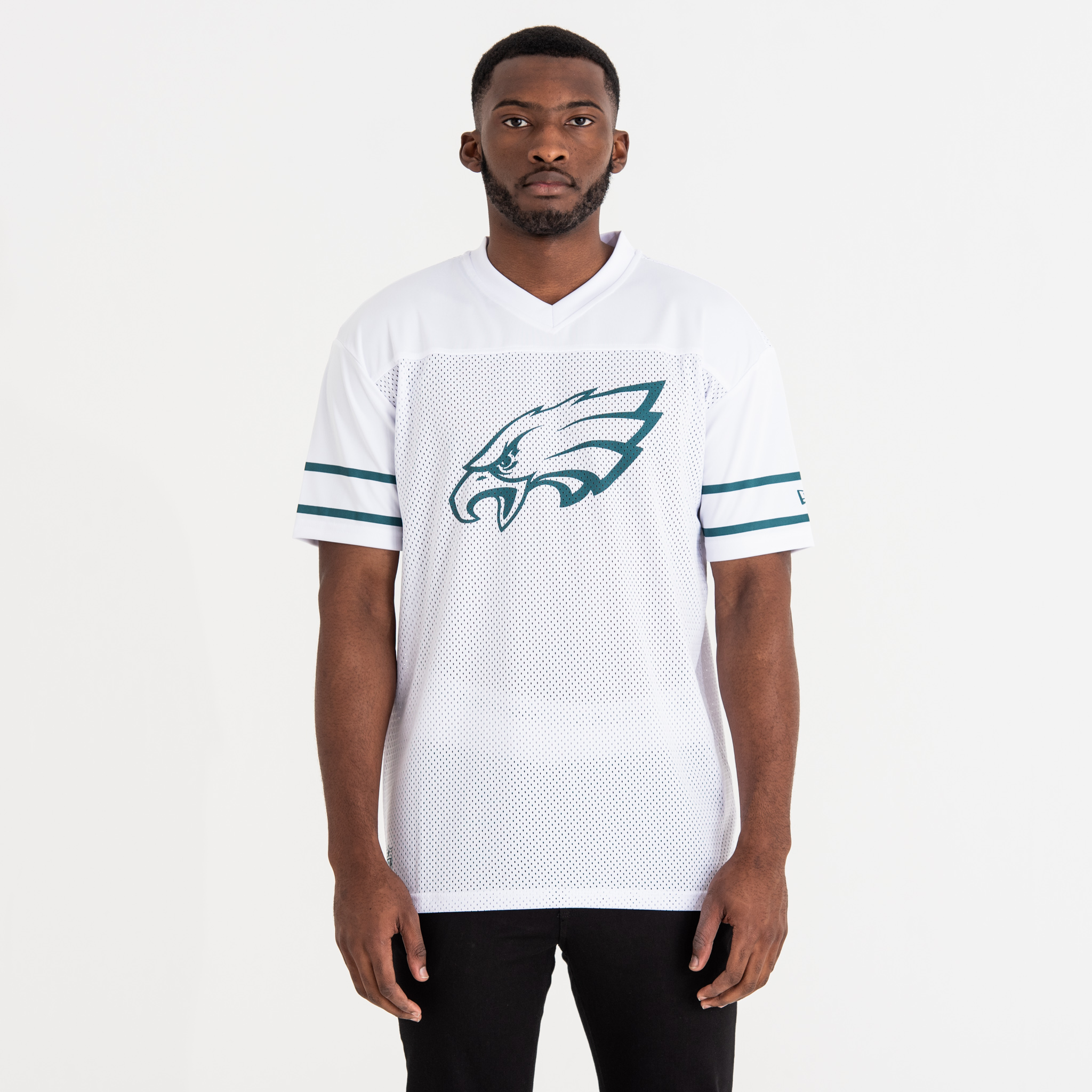 Philadelphia Eagles Team Logo Oversized Tee