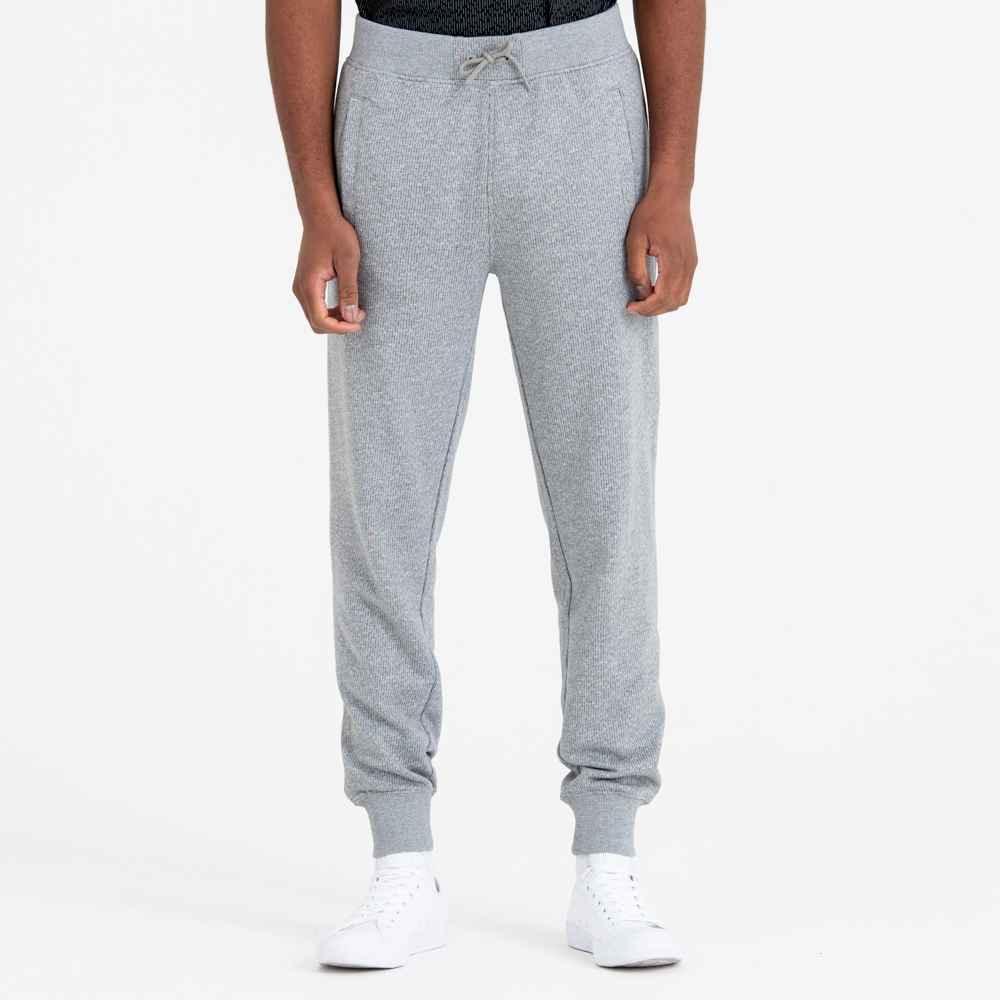 Pantalon de survêtement New Era Rain Camo gris