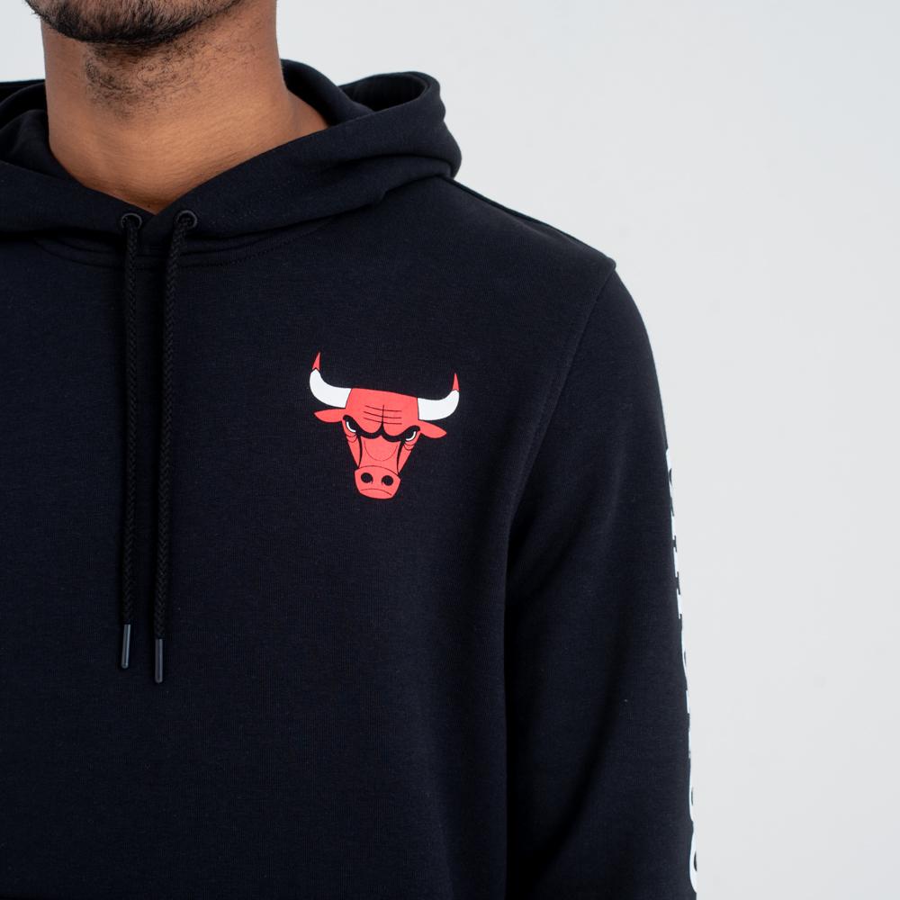 Chicago Bulls – Team Wordmark – Hoodie