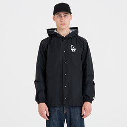 Los Angeles Dodgers Hooded Coach Jacket
