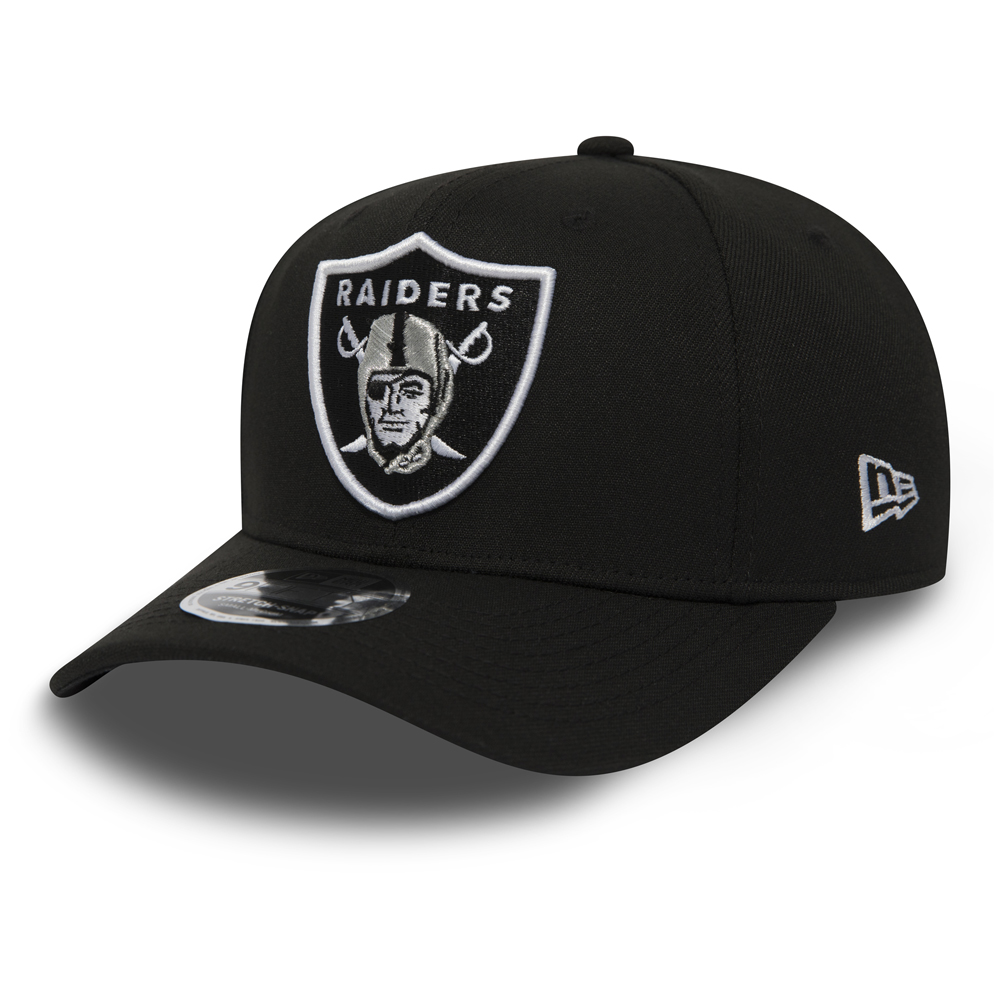 Oakland Raiders Stretch Snap 9FIFTY Snapback