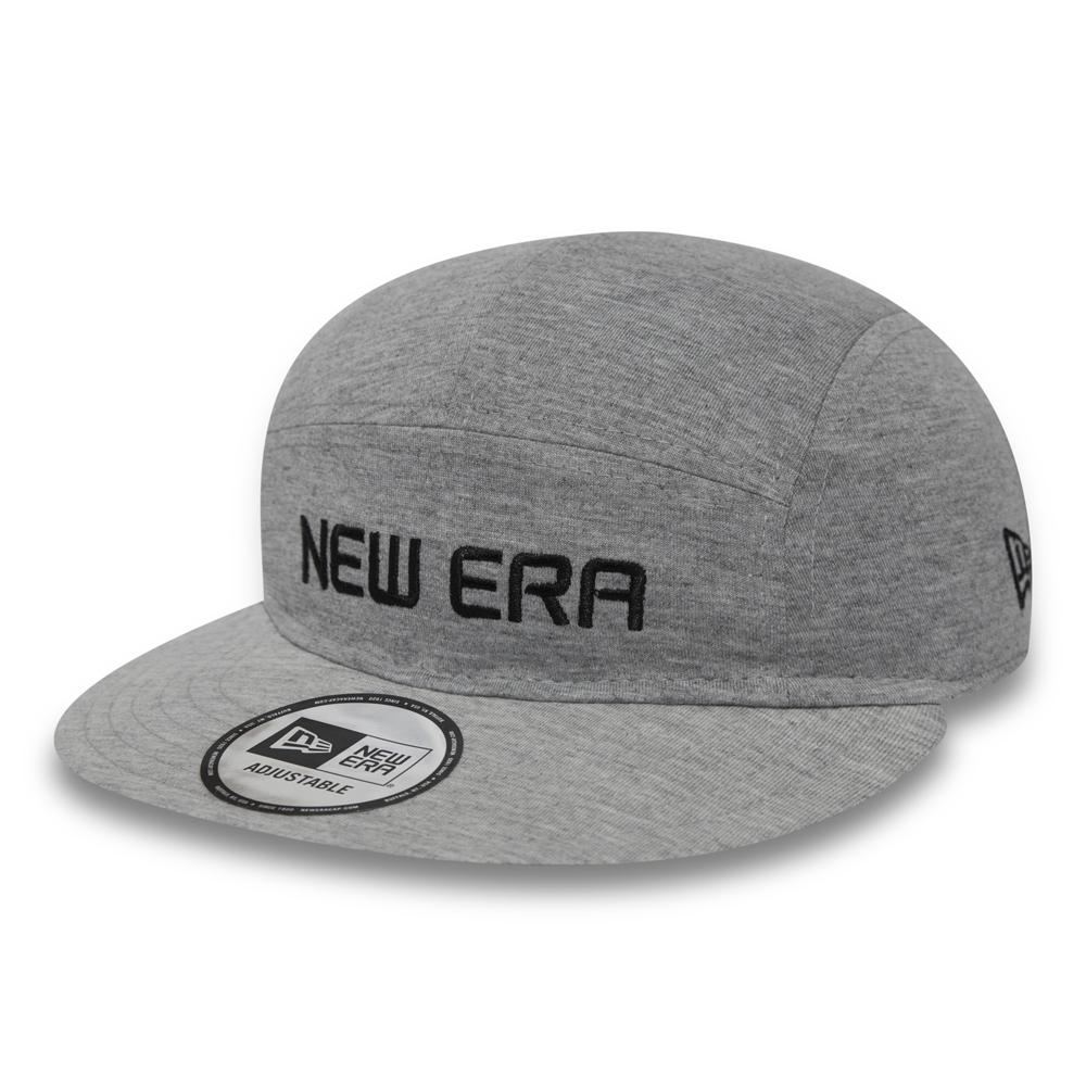 Gorra estilo excursionista New Era Rain Camo Reversible, gris
