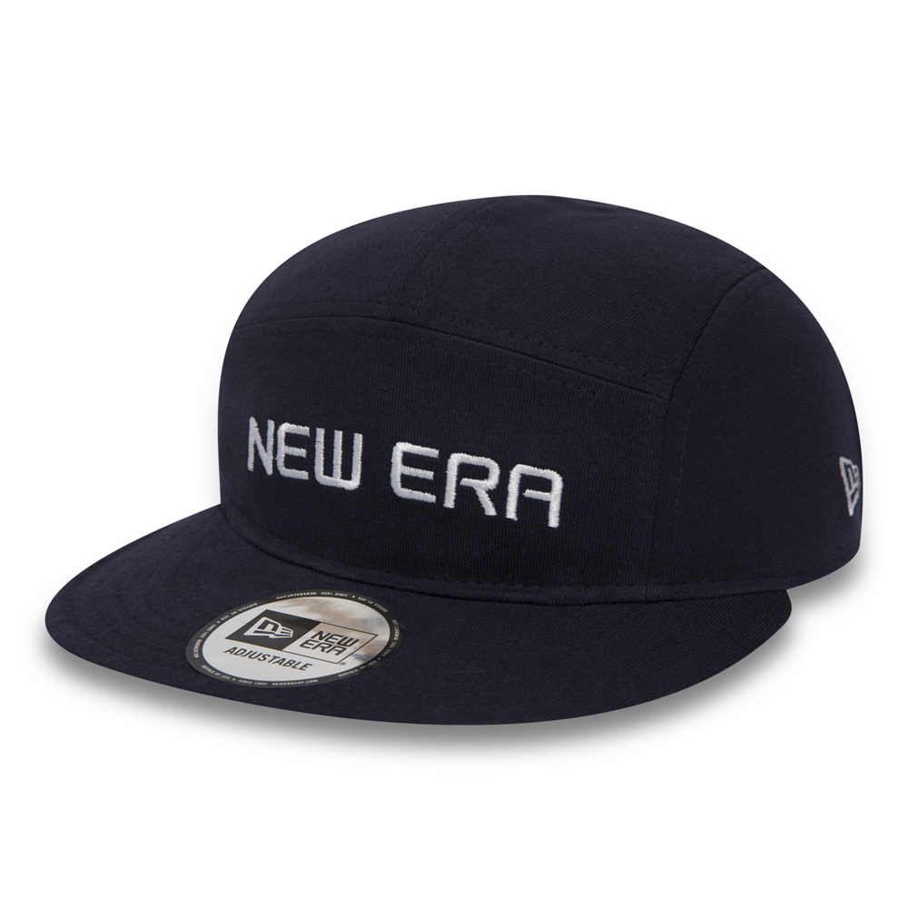 New Era Rain Reversible Camper blu navy mimetico