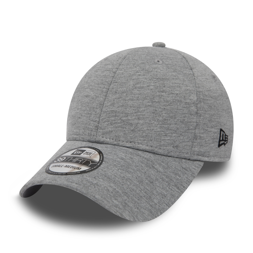 New Era Grey Jersey 39THIRTY f7627596f7