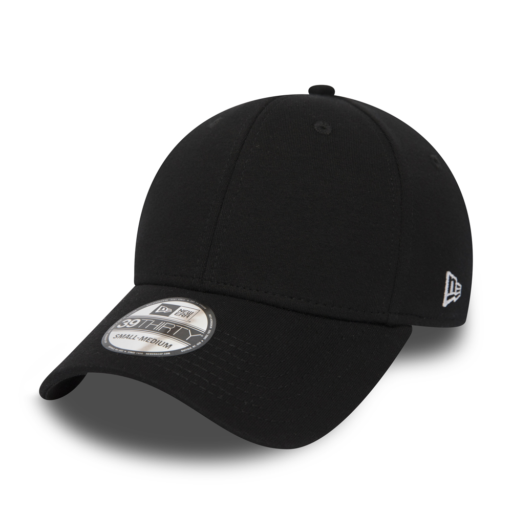 New Era Black Jersey 39THIRTY c418de1e620