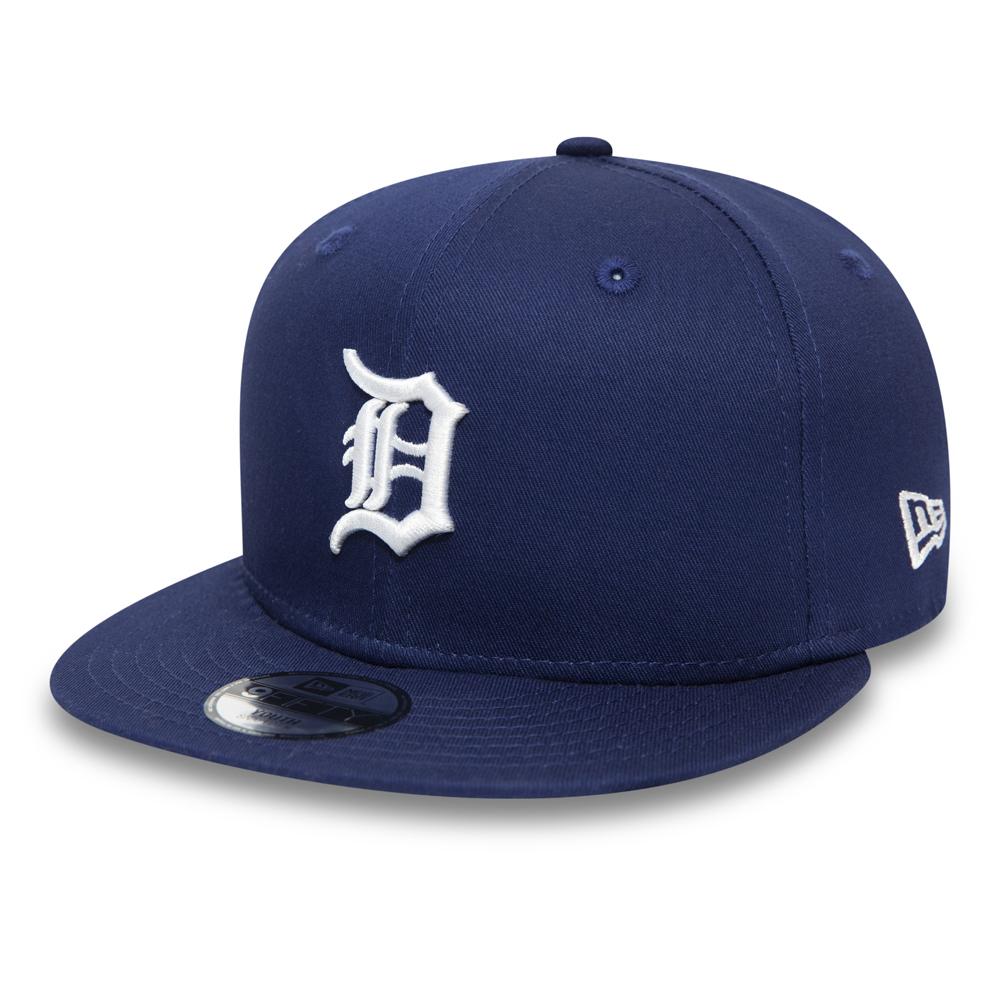 647e512745f Detroit Tigers Kids Essential Blue 9FIFTY Snapback