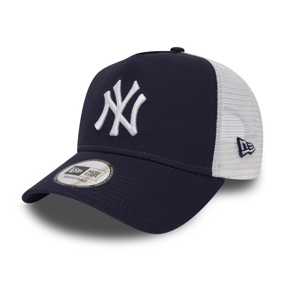 New York Yankees Essential A Frame Trucker mujer f307e64d394f