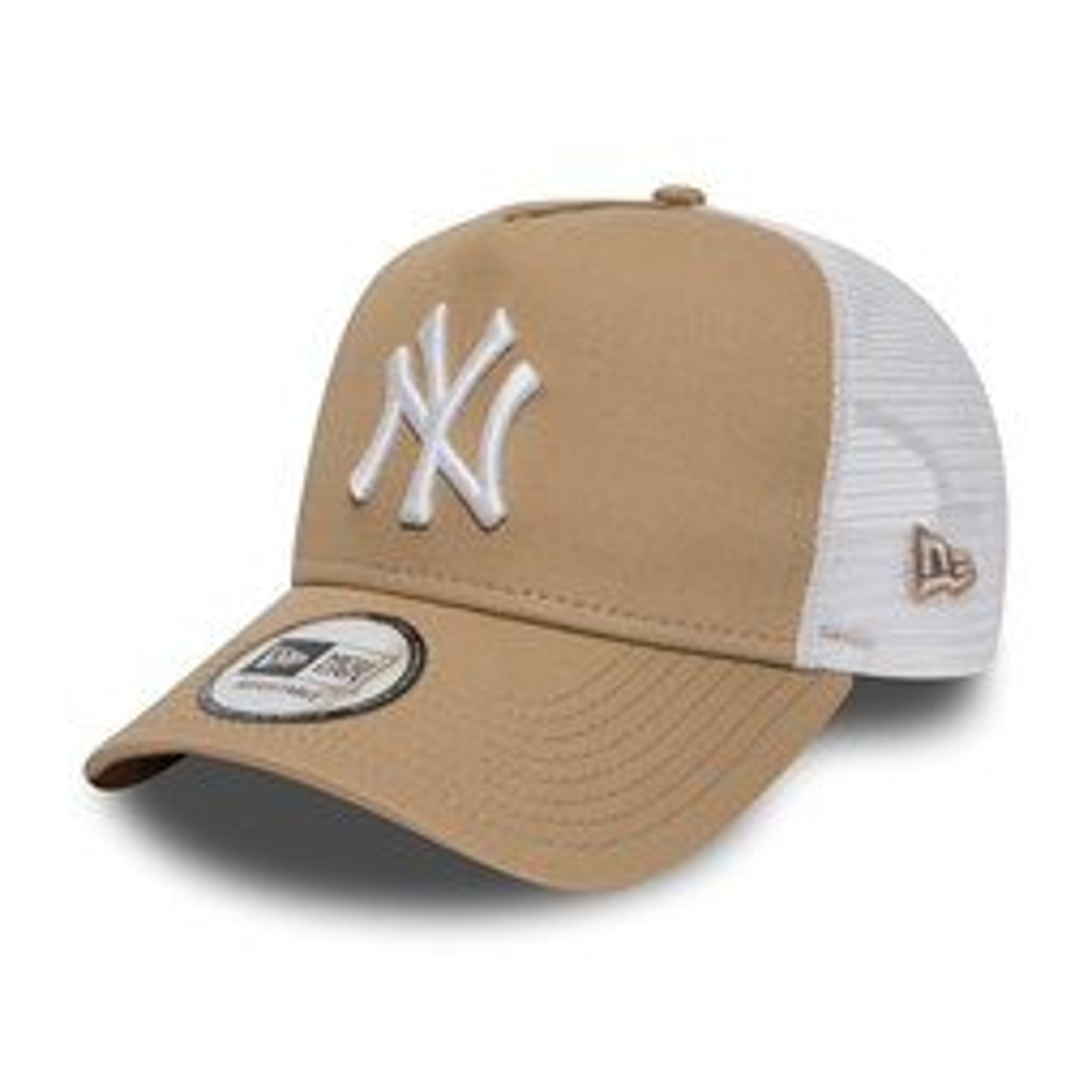 16bfa9992e93 New York Yankees Essential Camel A Frame Trucker