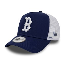 Boston Red Sox Essential Blue A Frame Trucker