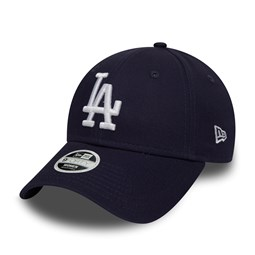 Los Angeles Dodgers Womens Essential Navy 9FORTY
