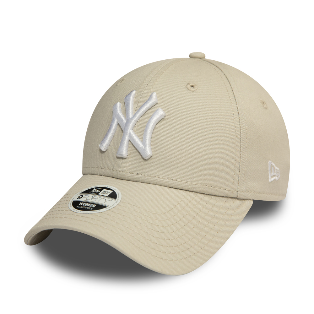 New York Yankees Womens Essential Stone 9FORTY 349688340fa