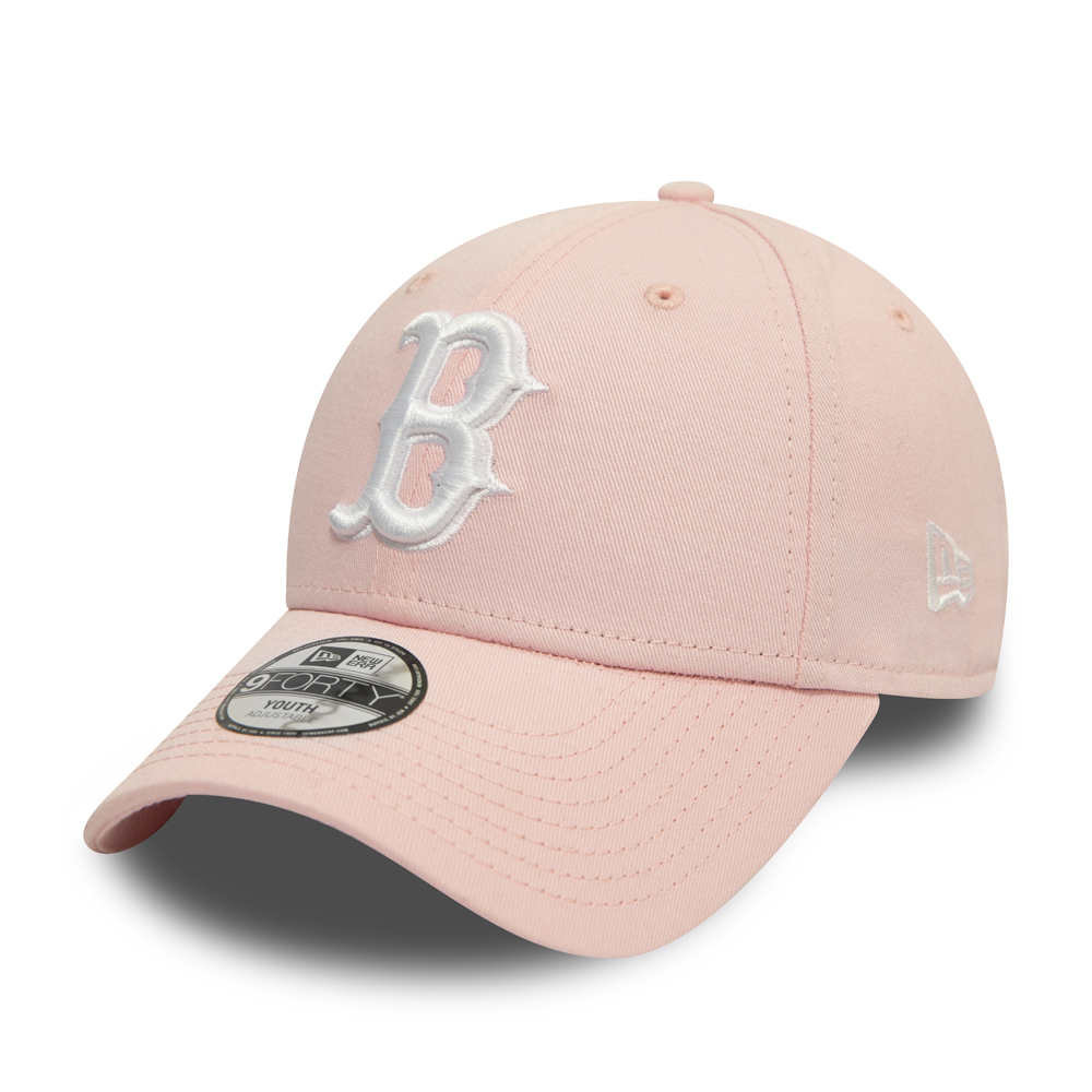 Boston Red Sox Essential 9FORTY rose enfant   New Era 6adead0e1906