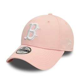 Boston Red Sox Kids Essential Pink 9FORTY