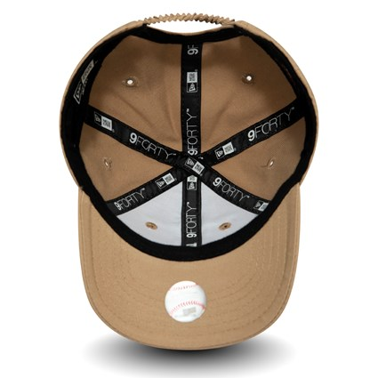 New York Yankees Infant Essential Camel 9FORTY
