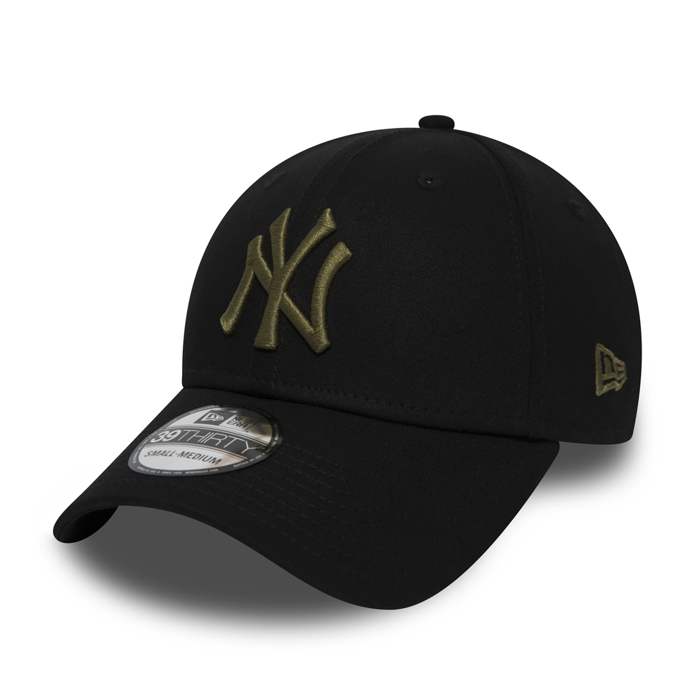 New York Yankees Essential Black 39THIRTY 4ea0bf99bc3f